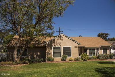 Woodland Hills Single Family Home For Sale: 5170 Comercio Avenue