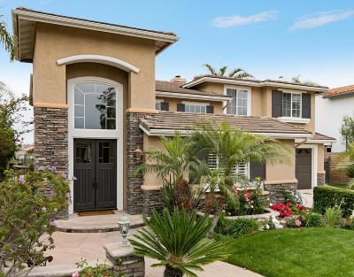 Camarillo Single Family Home For Sale: 2795 Avenida De Autlan