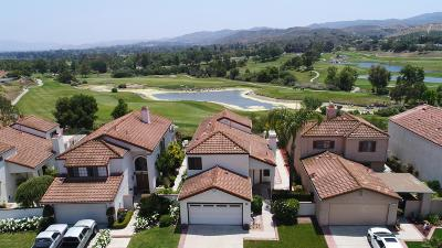 Simi Valley Single Family Home For Sale: 844 Links View Drive