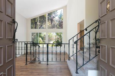 Thousand Oaks Single Family Home For Sale: 2718 Velarde Drive