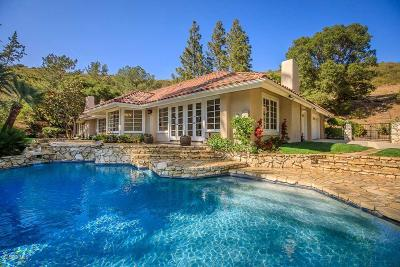 Westlake Village Single Family Home For Sale: 4263 Arrowhead Circle