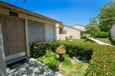 Thousand Oaks Condo/Townhouse For Sale: 1393 Ramona Drive