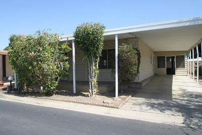 Ventura Single Family Home For Sale: 4700 Aurora Drive #113