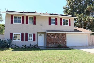 Simi Valley Single Family Home For Sale: 1974 Morley Street