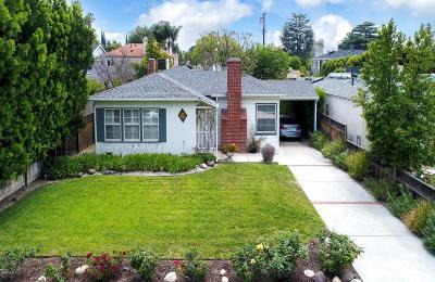 Single Family Home For Sale: 4318 Wilkinson Avenue