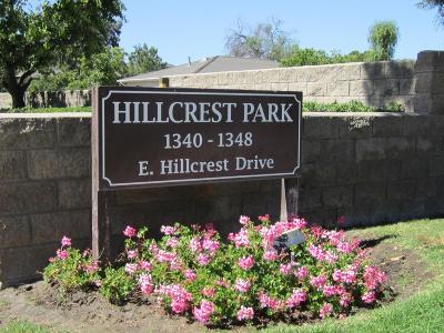 Thousand Oaks Condo/Townhouse For Sale: 1340 East Hillcrest Drive #10