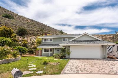 Simi Valley Single Family Home For Sale: 191 Welsh Court