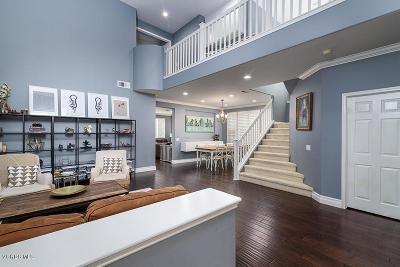 Thousand Oaks Single Family Home For Sale: 3041 Blazing Star Drive
