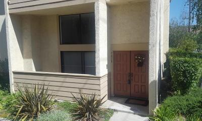 Calabasas Condo/Townhouse For Sale: 5438 Las Virgenes Road