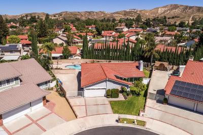Simi Valley Single Family Home For Sale: 3129 Sky Court