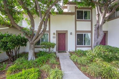 Thousand Oaks Condo/Townhouse For Sale: 156 Gazania Court