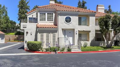 Calabasas Condo/Townhouse For Sale: 4240 Lost Hills Road #1506