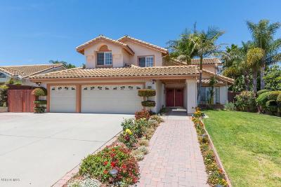 Camarillo Single Family Home For Sale: 765 Tierra Linda Court