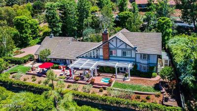 Thousand Oaks Single Family Home For Sale: 63 Pinecrest Road