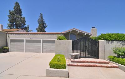 Westlake Village Single Family Home For Sale: 4435 Beaconsfield Court