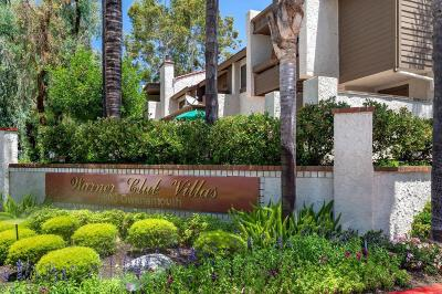 Woodland Hills Condo/Townhouse For Sale: 21500 Califa Street #88