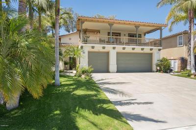 Camarillo Single Family Home For Sale: 687 Corte Estrella