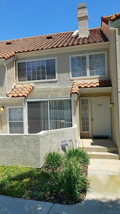 Calabasas Condo/Townhouse For Sale: 4240 Lost Hills Road #803