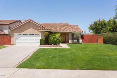Moorpark Single Family Home For Sale: 4489 North Ashtree Street