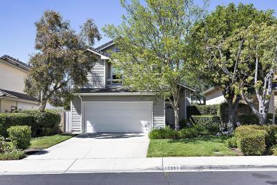 Moorpark Single Family Home For Sale: 12393 Sunnyglen Drive