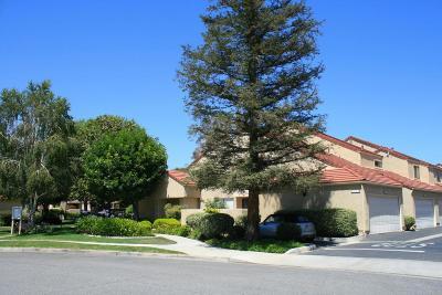 Simi Valley Condo/Townhouse For Sale: 2280 Birchglen Street #156