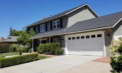 Thousand Oaks Single Family Home For Sale: 1476 Suffolk Avenue