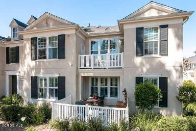 Ventura Condo/Townhouse For Sale: 870 Fitzgerald Avenue