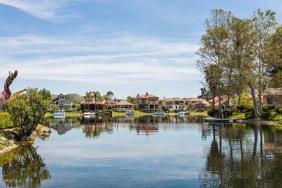Westlake Village Single Family Home For Sale: 3832 Bowsprit Circle