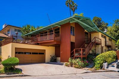 Single Family Home For Sale: 2339 Kenilworth Avenue