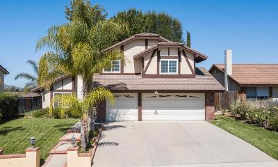 Moorpark Single Family Home For Sale: 13168 East Cloverdale Street