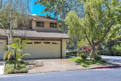 Thousand Oaks Condo/Townhouse For Sale: 2641 Los Arcos Circle