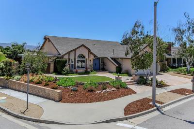 Simi Valley Single Family Home For Sale: 2793 Thicket Place