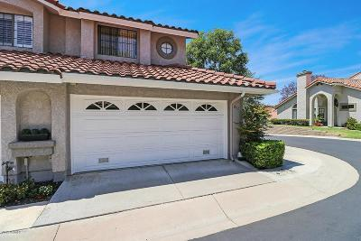 Camarillo Condo/Townhouse For Sale: 855 Paseo Serenata