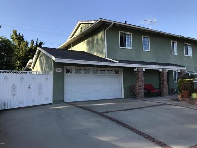 Simi Valley Single Family Home For Sale: 2137 Denny Street
