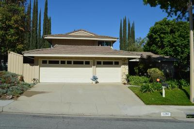 Westlake Village Single Family Home For Sale: 1292 Brookview Avenue
