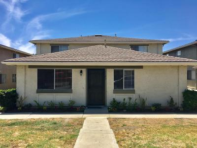 Ventura Condo/Townhouse For Sale: 1183 Acadia Place