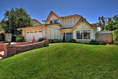 Thousand Oaks Single Family Home For Sale: 2961 Rikkard Drive