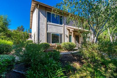 Thousand Oaks Condo/Townhouse For Sale: 581 Rio Grande Circle