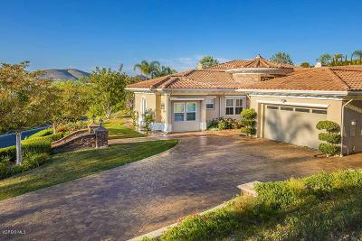 Westlake Village Single Family Home For Sale: 2106 Waterside Circle