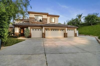 Calabasas CA Single Family Home For Sale: $2,800,000