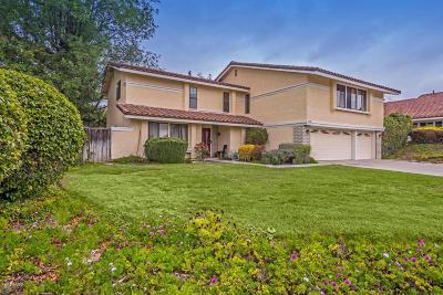 Thousand Oaks Single Family Home For Sale: 3522 Quarzo Circle