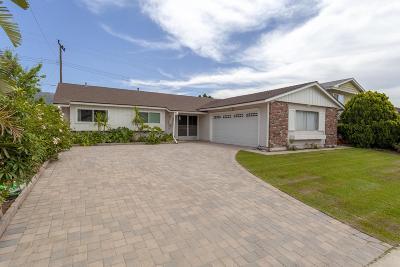 Simi Valley Single Family Home For Sale: 6476 Almar Street