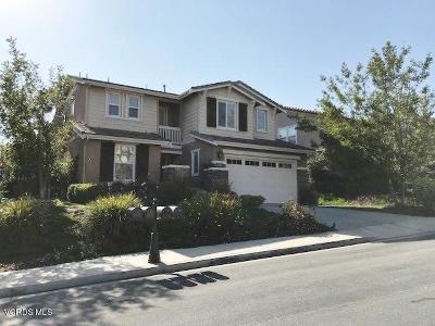 Simi Valley Single Family Home For Sale: 3477 Heartland Avenue