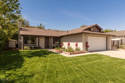 Simi Valley Single Family Home For Sale: 2165 Latham Street