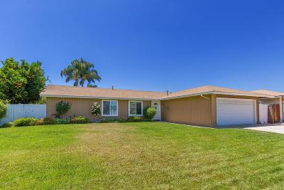 Camarillo Single Family Home For Sale: 865 North Calle Circulo