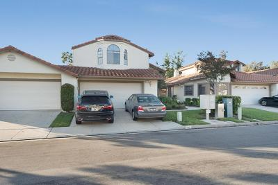 Simi Valley Condo/Townhouse For Sale: 737 Congressional Road
