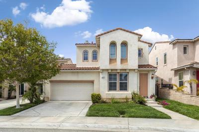 Moorpark Single Family Home For Sale: 167 Moonsong Court