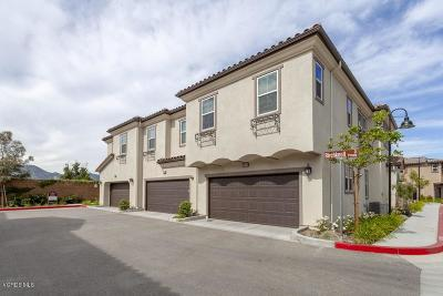 Simi Valley Condo/Townhouse For Sale: 2431 Birchknoll Court #3