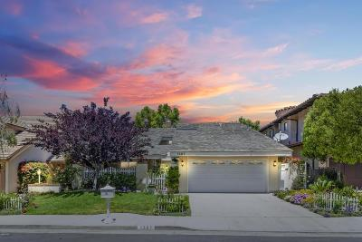 Westlake Village Single Family Home For Sale: 1307 Bluesail Circle