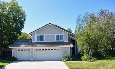Thousand Oaks Single Family Home For Sale: 640 Glencliff Circle